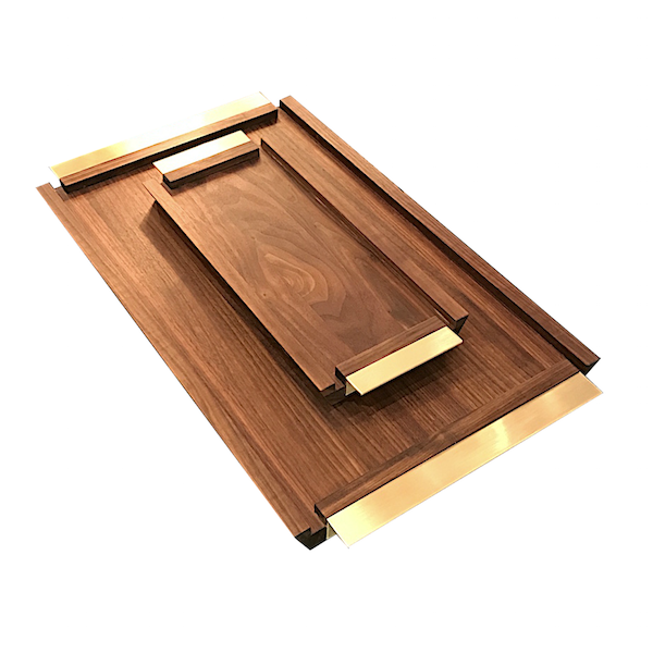 Black Walnut Trays
