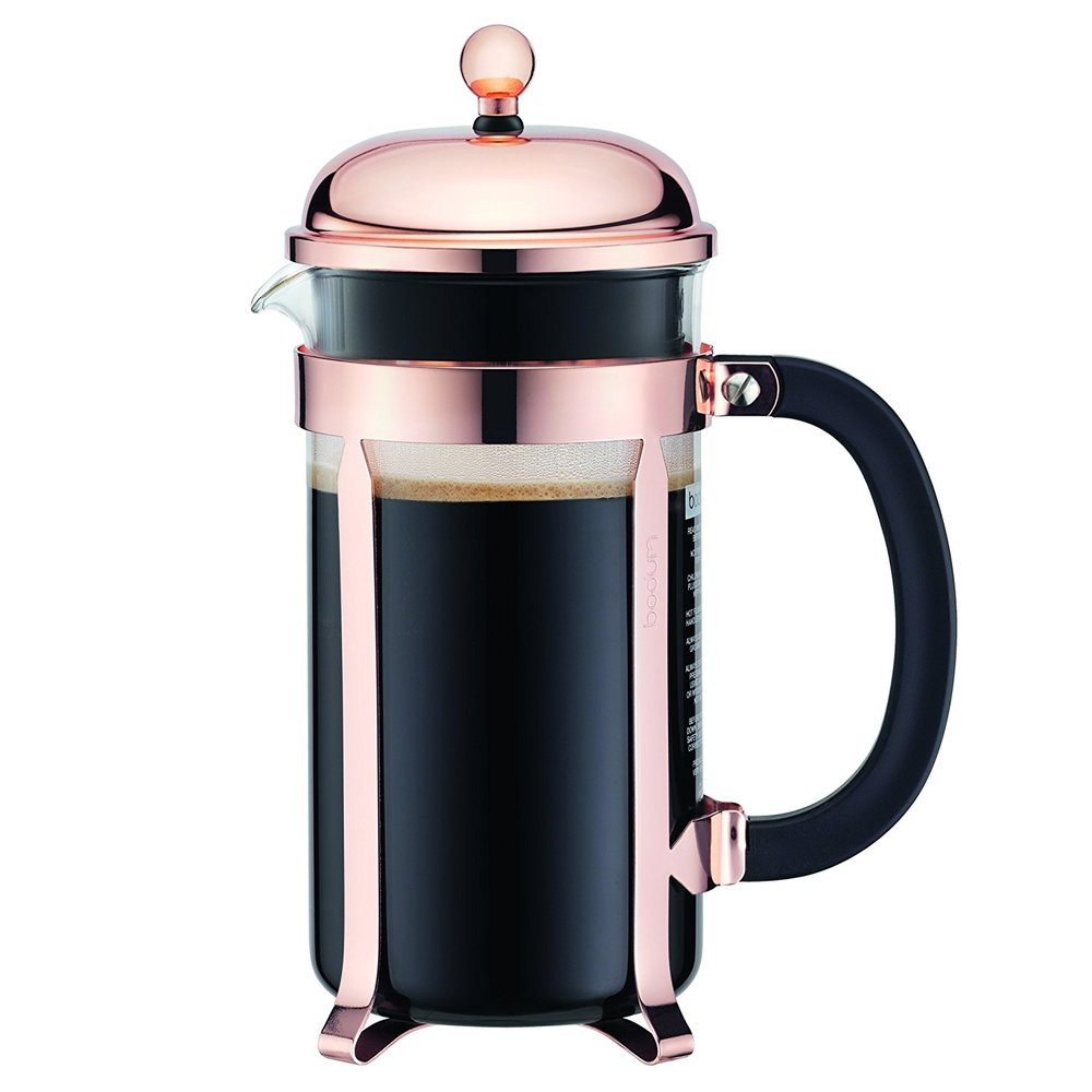 8-cup classic French Press