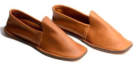 Leather House Shoes