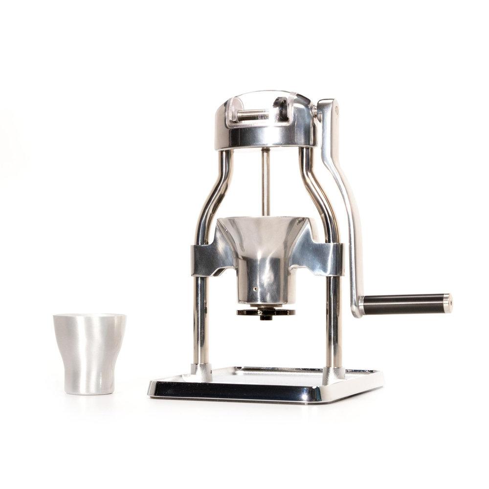 Aluminum Coffee Grinder