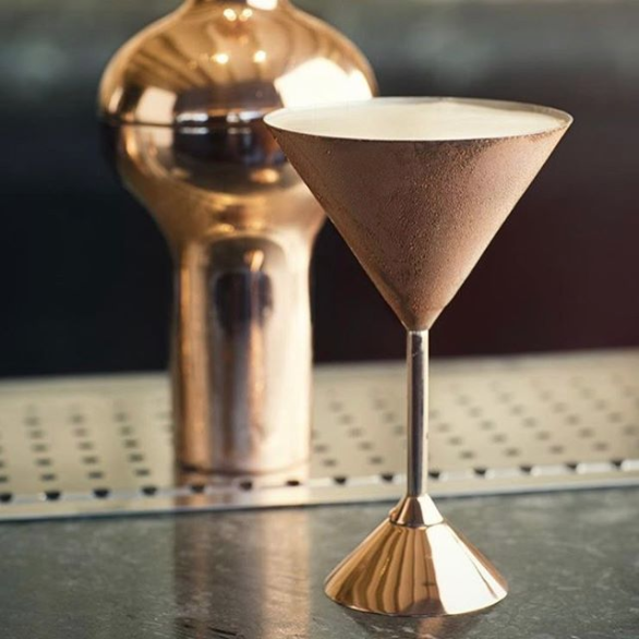Plum Cocktail Shaker
