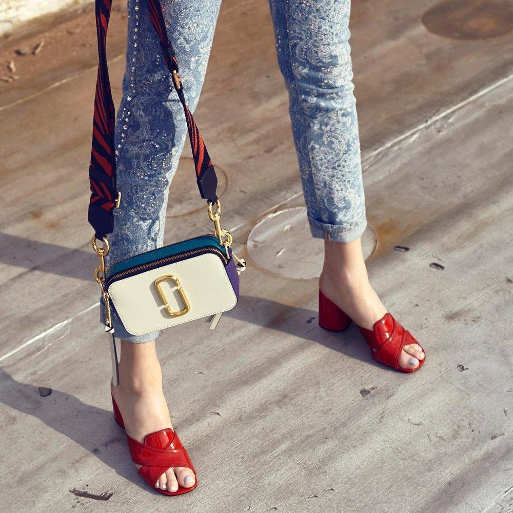 @marcjacobs MJ Snapshot Bag