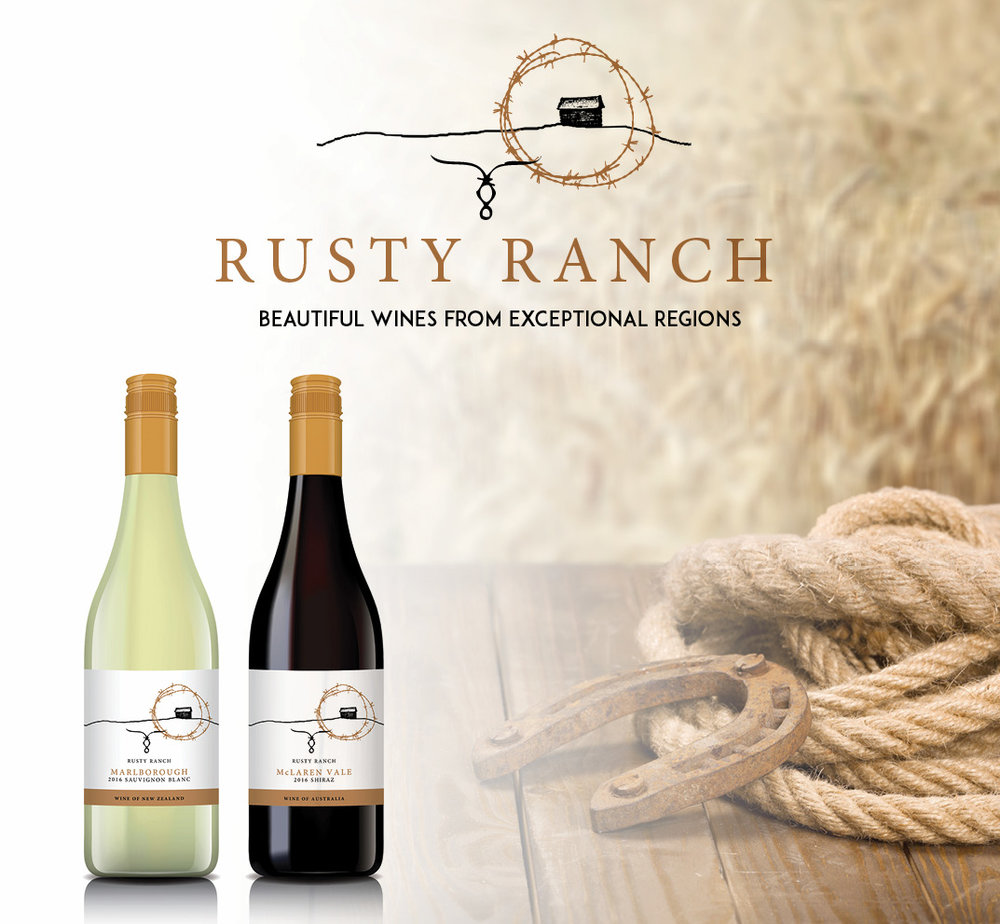 RUSTY RANCH AUSTRALIAN WINE