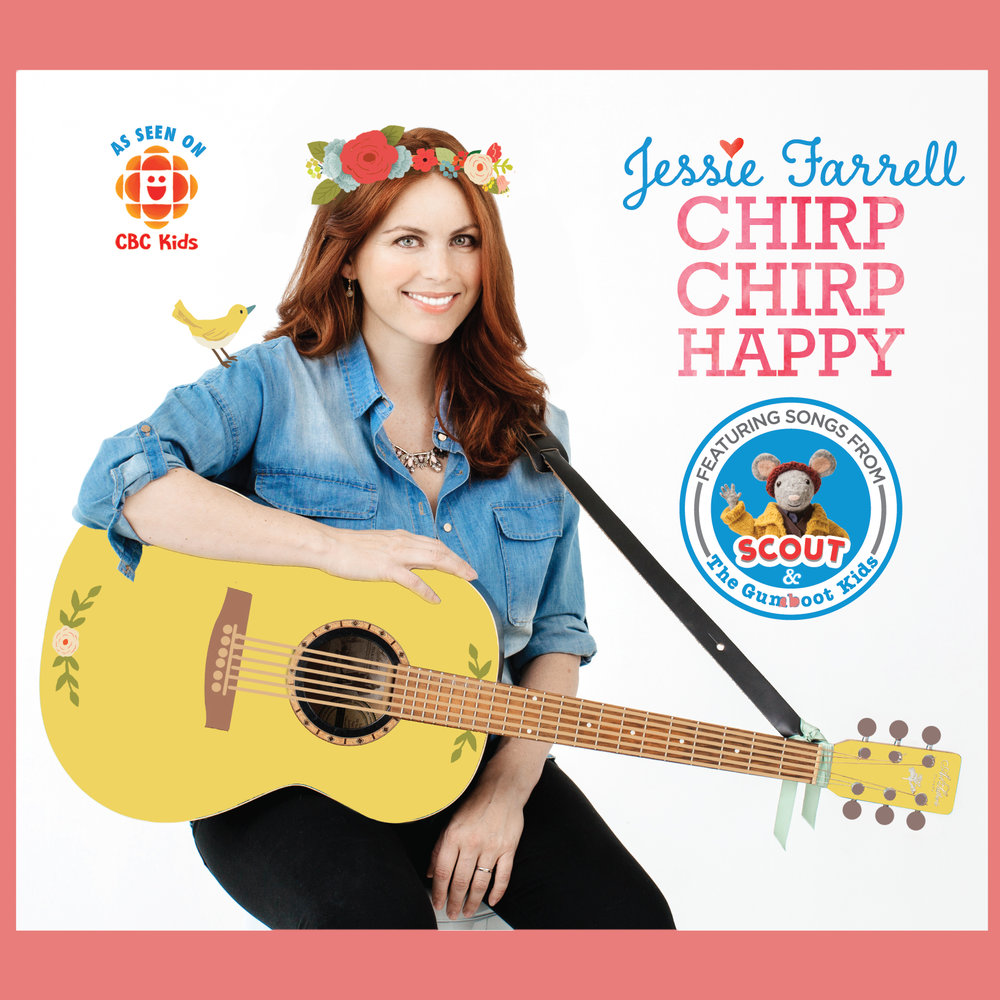 Jessie Farrell - Chirp Chirp Happy