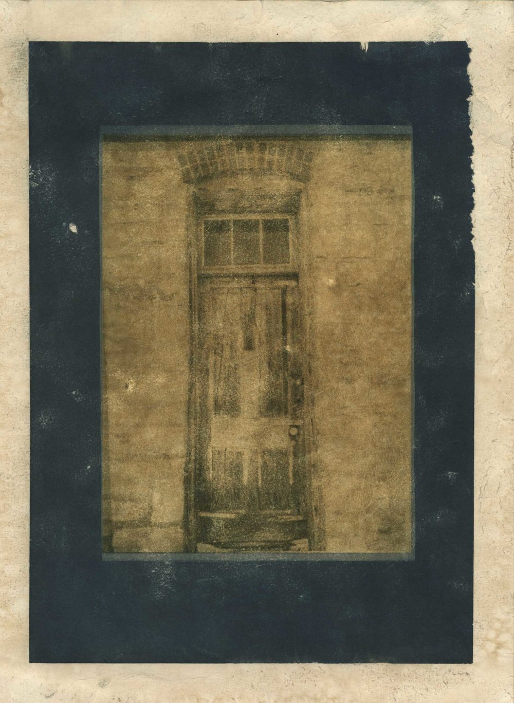 07 Door -- Holton KS (Cyanotype).jpg