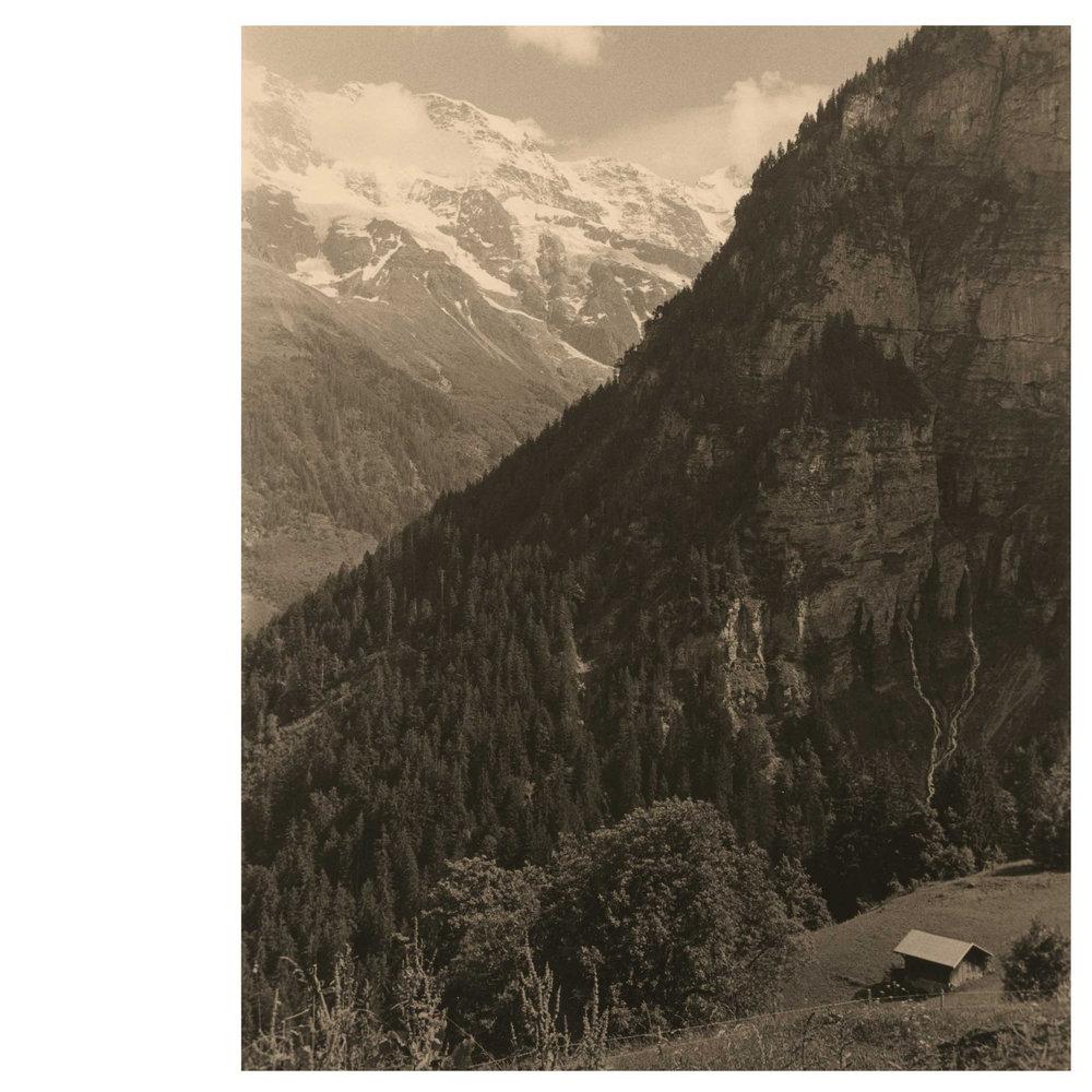 Gimmelwald,<br> Lauterbrunnen Valley