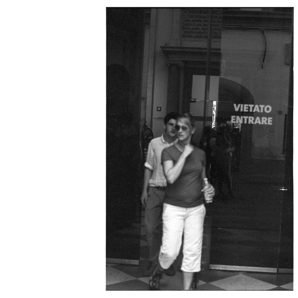 David,<br>Galleria dell'Accademia, Florence