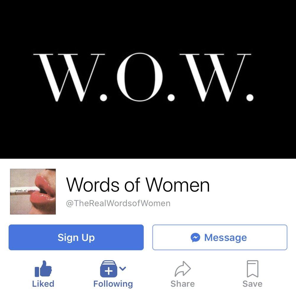 Words of Women