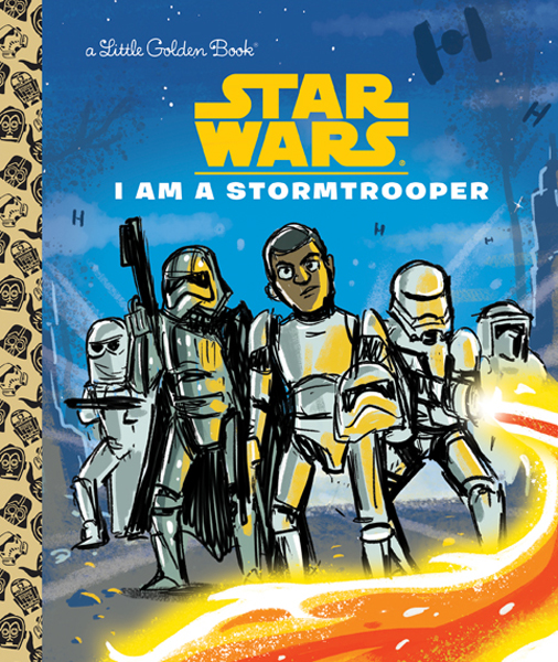 """""""Stormtrooper"""" Cover Concept"""