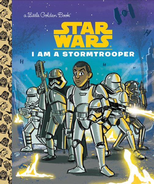 """Stormtrooper"" Cover Concept"