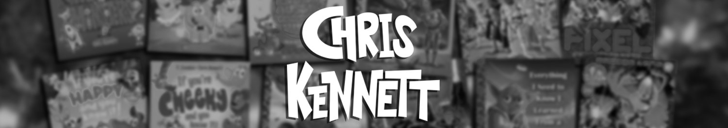 Chris Kennett Illustration
