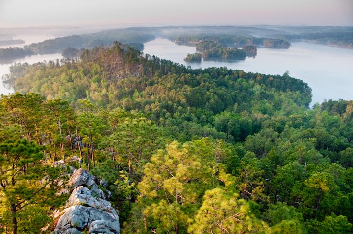 Lake Martin Smith Mountain