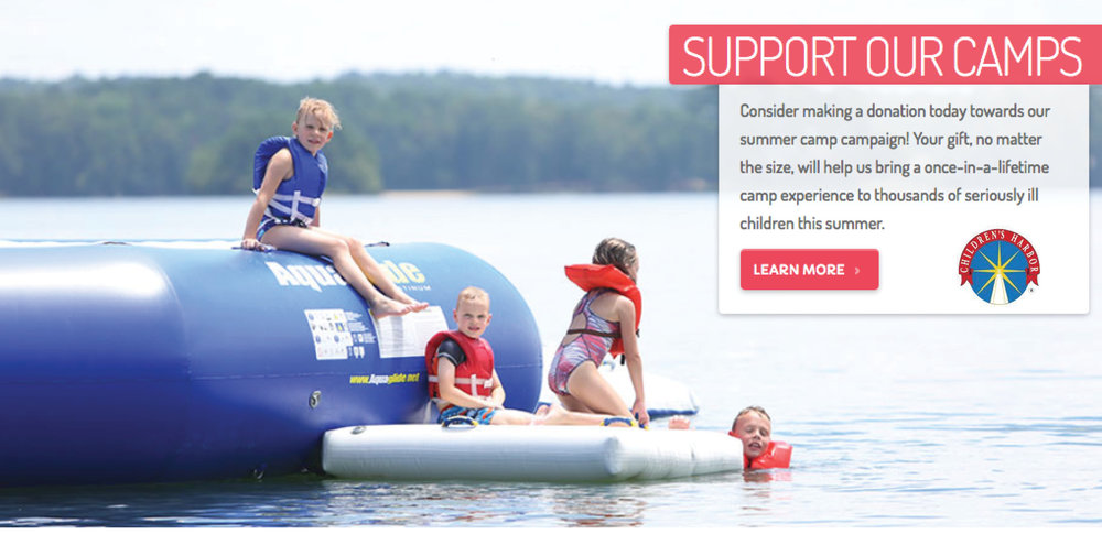Click The Image Above to Learn More About Children's Harbor and How You Can Contribute
