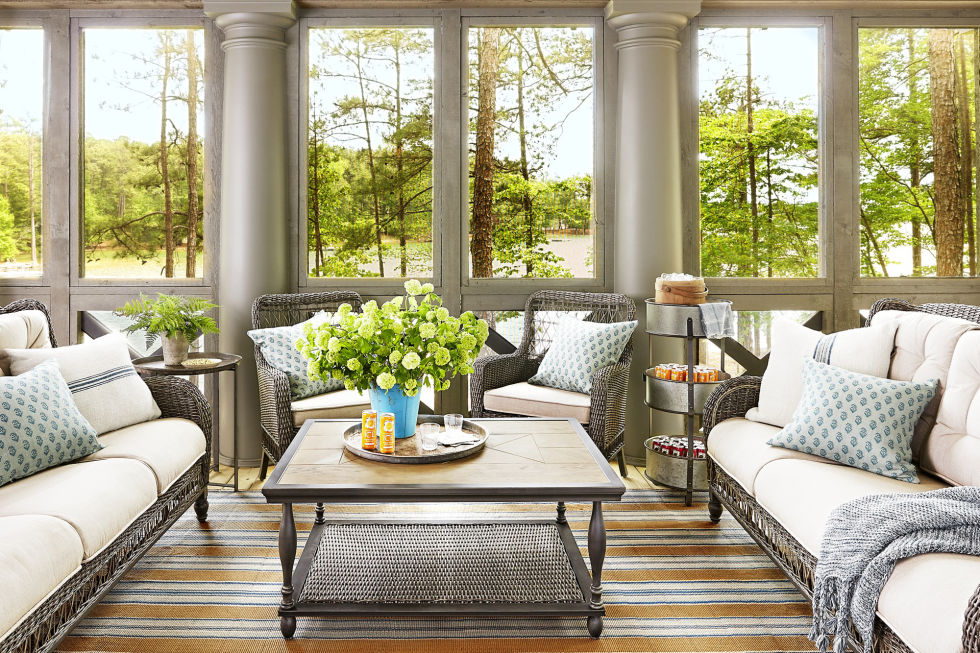 Exceptional As Their First Ever Lake House Of The Year.