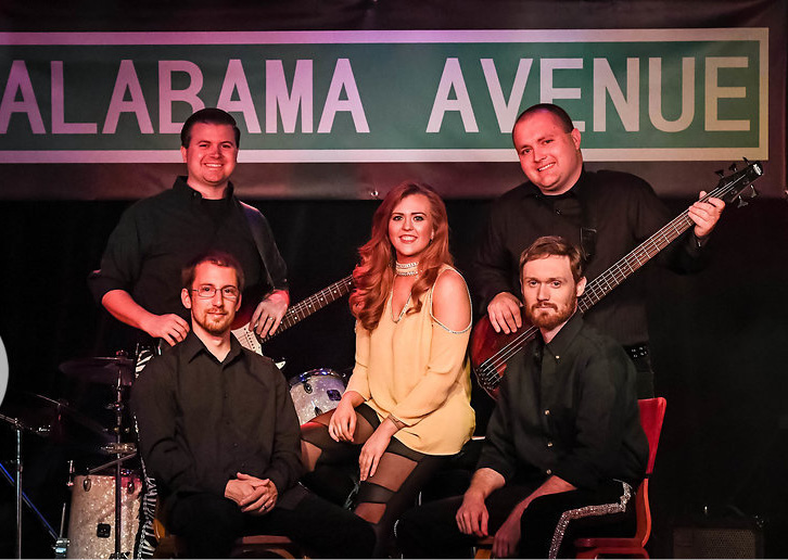 Alabama Avenue at Copper's Grill - July 3