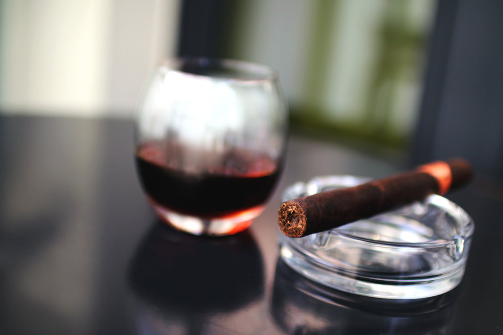 Emporium Wines in Downtown Alexander City has opened a Cigar Lounge