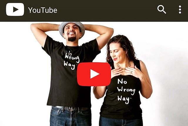 Have you had your dose of happy today? Go get some on our YouTube channel 😎Remember there's #NoWrongWay to be YOU!