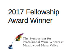 2107 Fellowship Award Winner