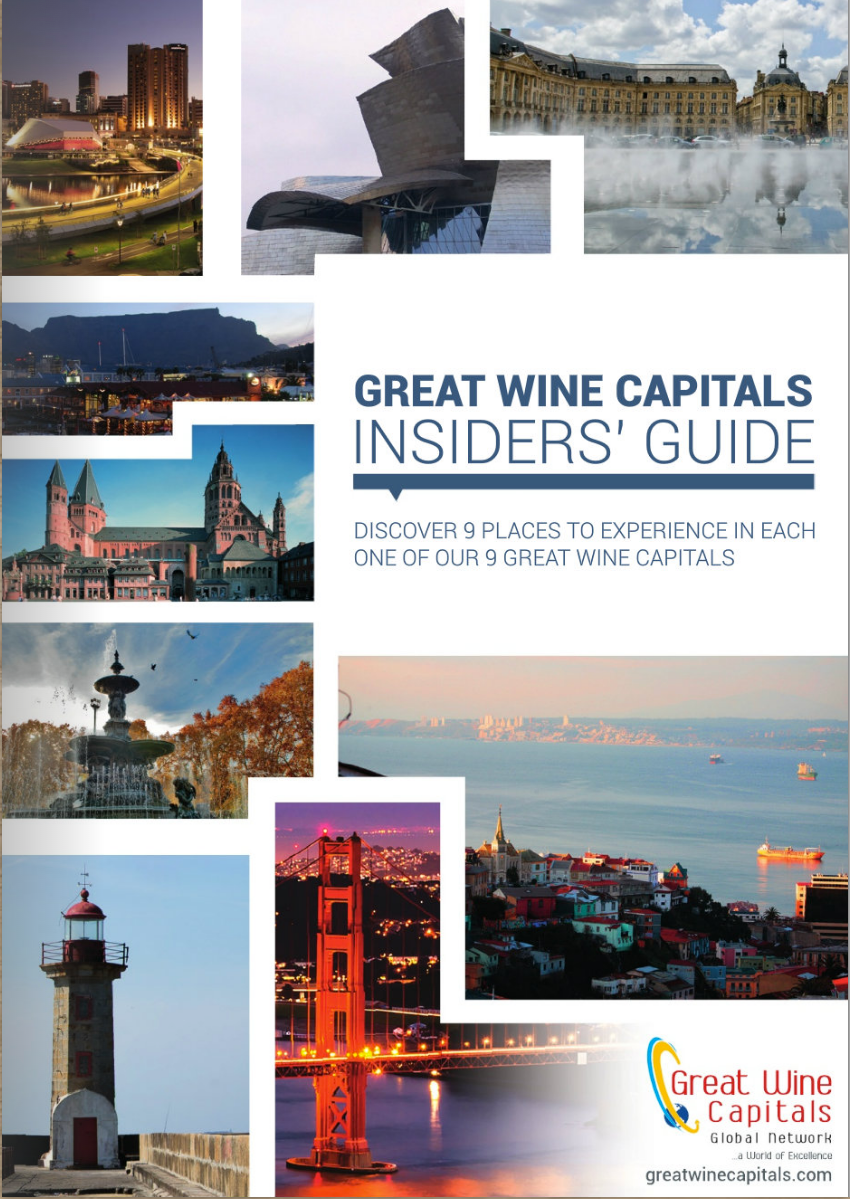 Great Wine Capitals Insiders Guide: click for the online publication.