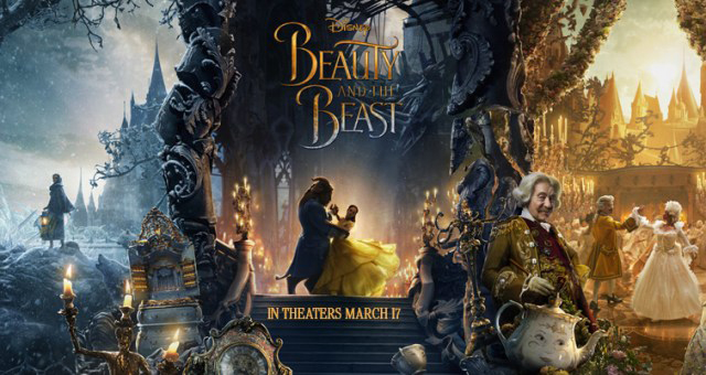Disney's Beauty & The Beast x Microsoft