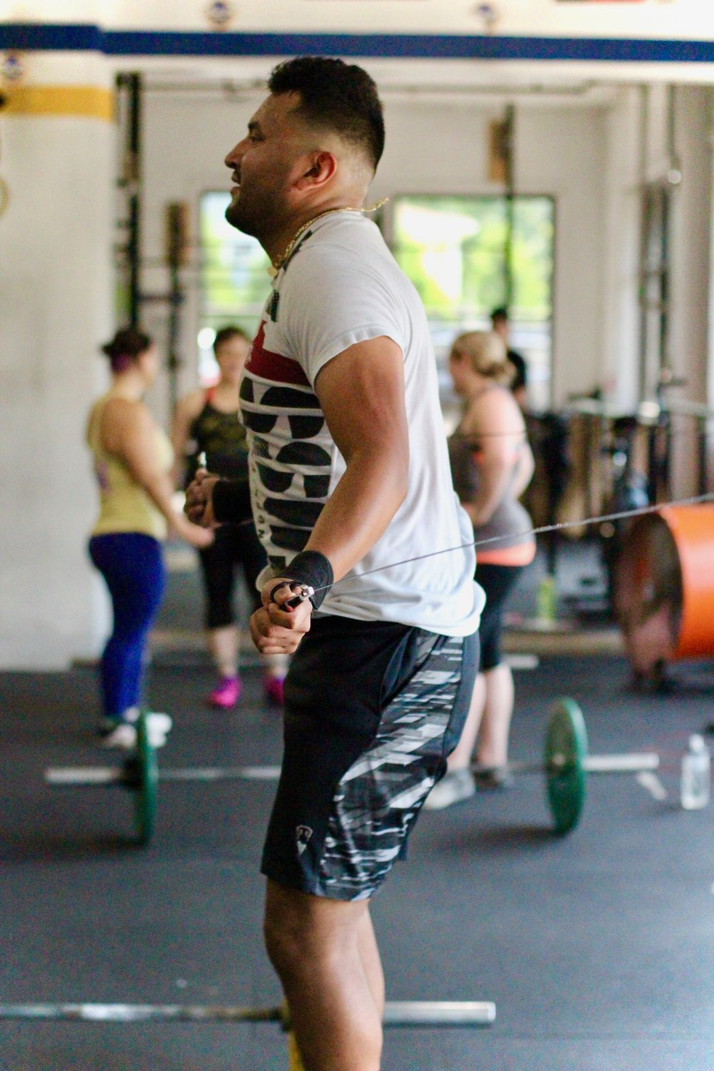 Have you met PVCF athlete, Lenin Torres yet? Yesterday was his three month anniversary with us! He's trained four to five times a week since he joined. Now, that's quite the fire to train!