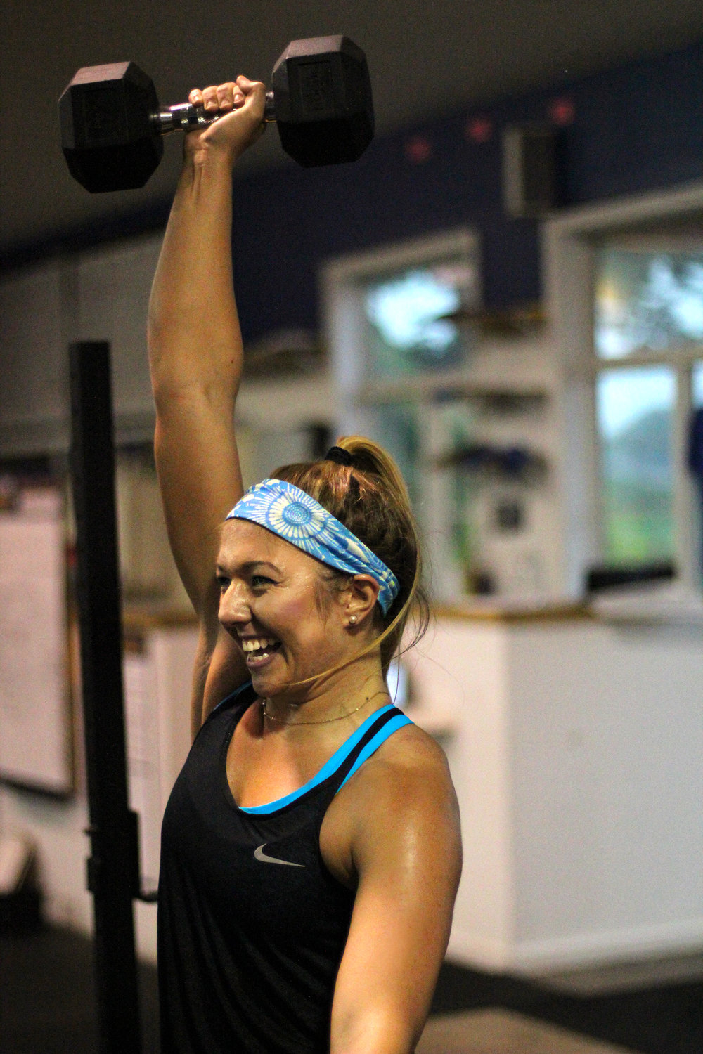 Another great thing about CrossFit? We get to feel fantastic inside the gym, and get to live our lives to the fullest outside the gym!