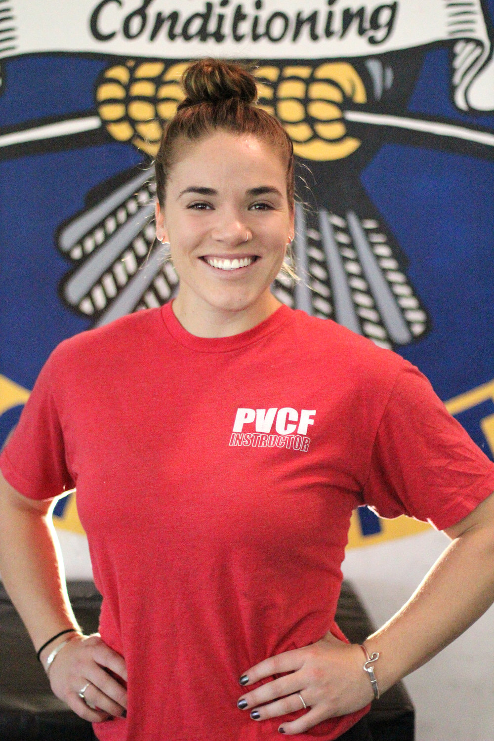 Pioneer Valley CrossFit just became even brighter! We are thrilled to welcome Haley York to our coaching team!