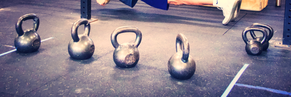 Get ready for some kettlebells!