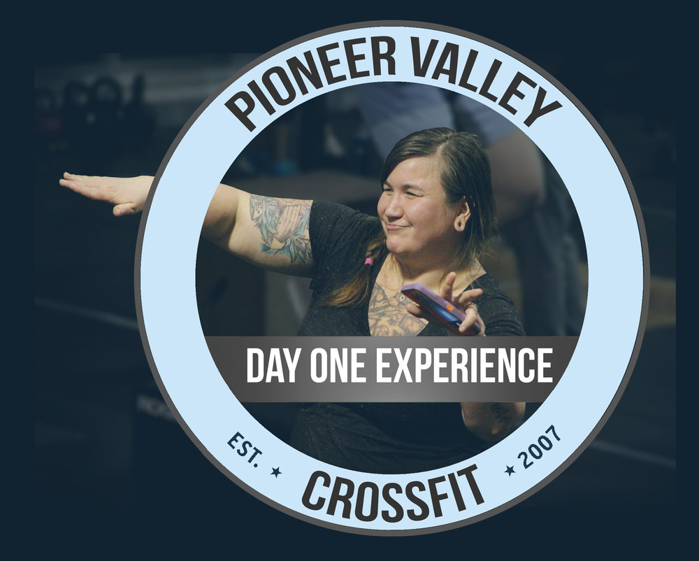 "Have you heard about our ""Day One Experience""? If you know a friend that's interested in training but isn't quite sure how to begin, then pass this along!  This 60 minute session includes 15 minute 1 on 1 meet and greet. Tour of our Facilities and review of our Fitness Programs 30-40 minute Sample 'Day 1' Training Session. 1-on-1 with a Coach - guiding through a warm-up, safe and proper instruction of technique, and a taste of a workout which will be tailored for each individual.  The ""Day One Experience"" is designed to be supportive and fun.  Know someone? Pass on the link below!"