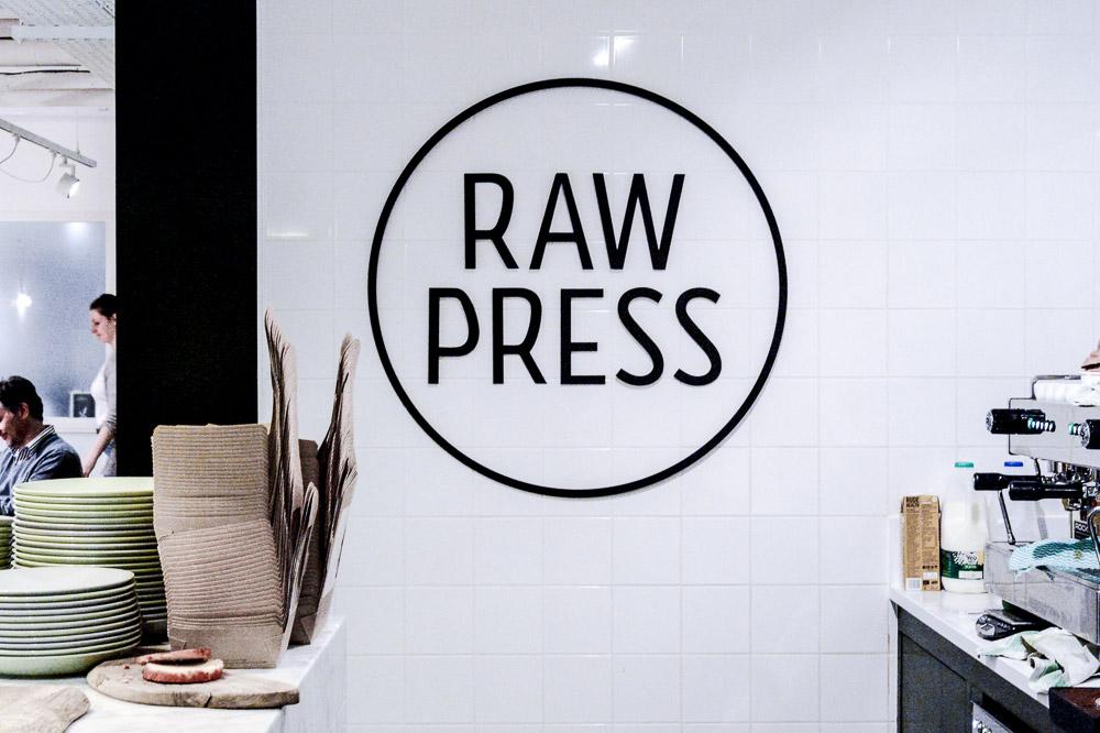 raw press london