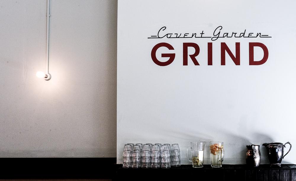Covent Garden Grind