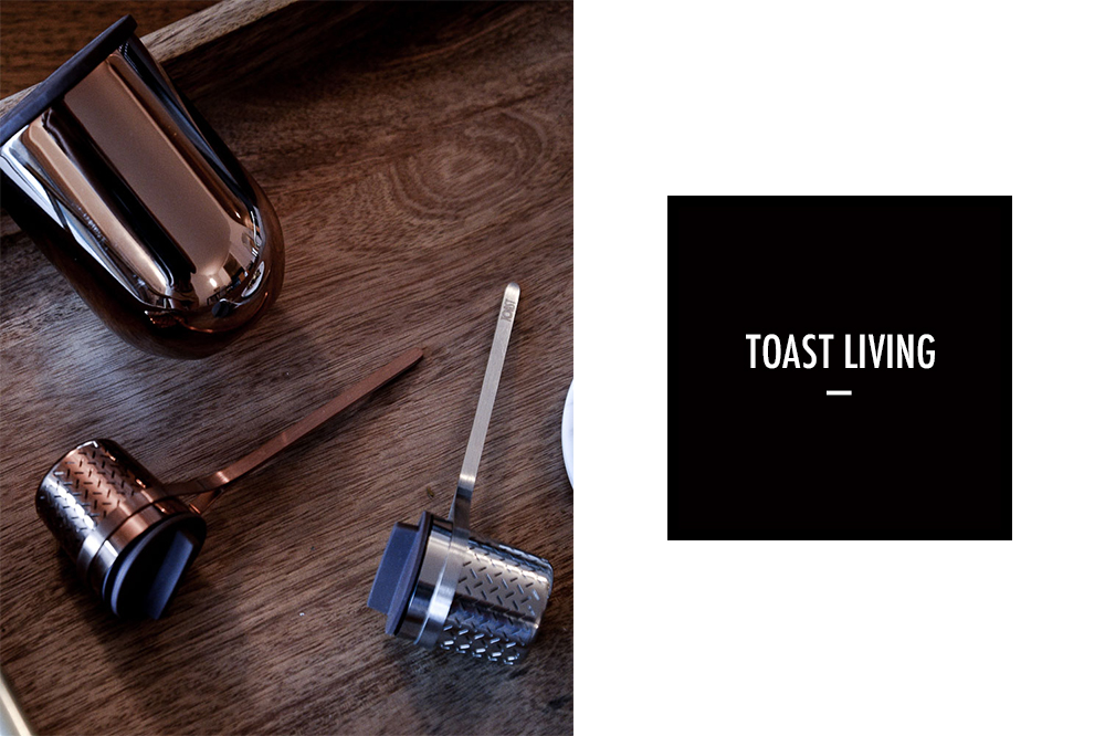Toast living by Tiffany Yang