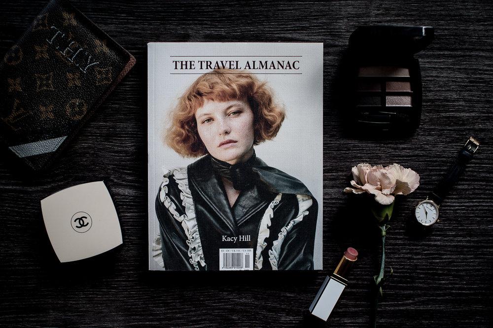 THE TRAVEL ALMANAC - Issue 11:Autumn Winter 2016
