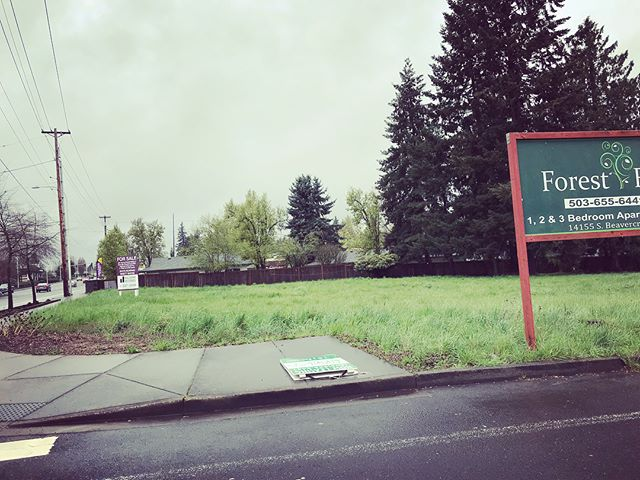 As mentioned in Episode 13, the empty lot where Ward Weaver's house once stood, and the bodies of Ashley Pond and Miranda Gaddis were found. #episode13 #ashleypond #mirandagaddis #wardweaver #oregoncity #truecrime #oregontruecrime #becreepy #becreepywithme #becreepywithmepodcast #creepy #scary #truestory #podcastlife #creepyislife