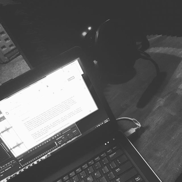 #recording #podcastlife #bluemicrophones #notes #creepylife #becreepy #becreepywithme #becreepywithmepodcast
