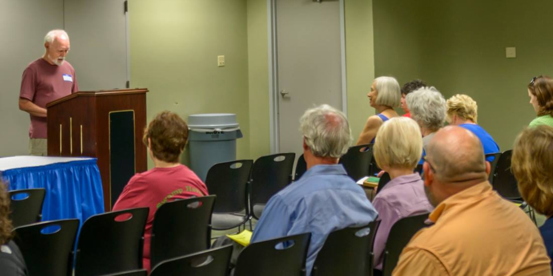 2016 WGT Writers' Read-in