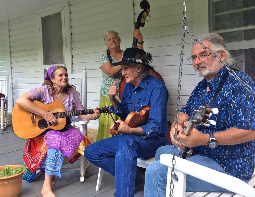 THE MUSIC. Click to listen and learn about the music and musicians of Pickin' Up Tennessee.