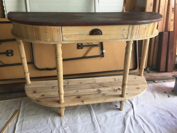 $45 entry table
