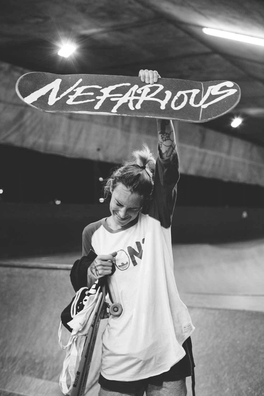 All photos courtesy of Nefarious Skate Crew at http://nefariousskate.co.uk/