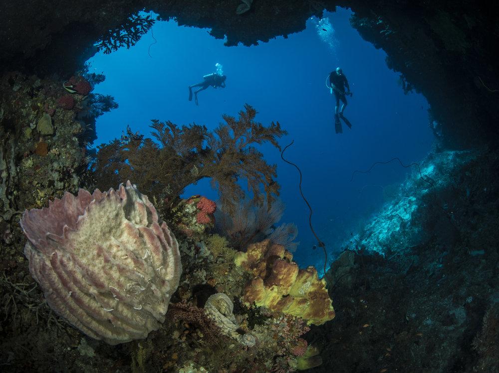 Hukurila Cave, Ambon
