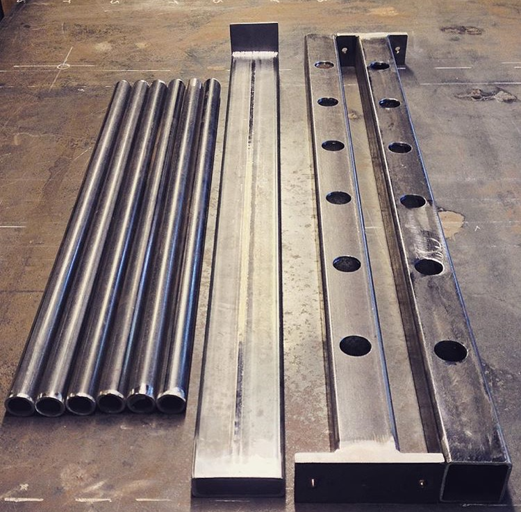 Derry, NH - Handrail Fabrication