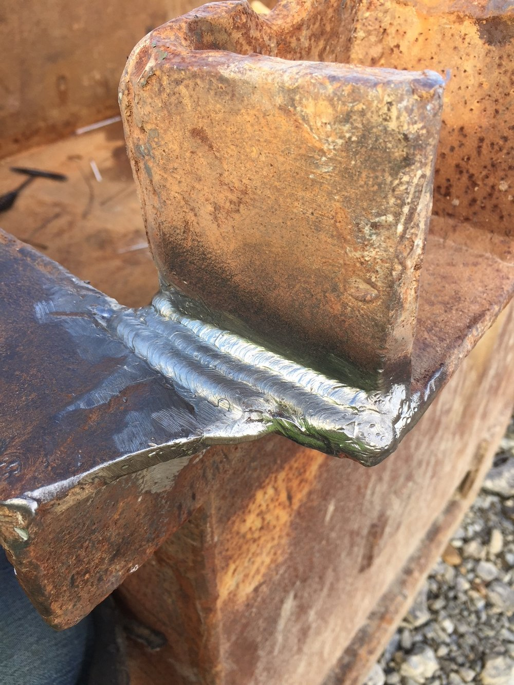 Portsmouth, NH - Weld Repair