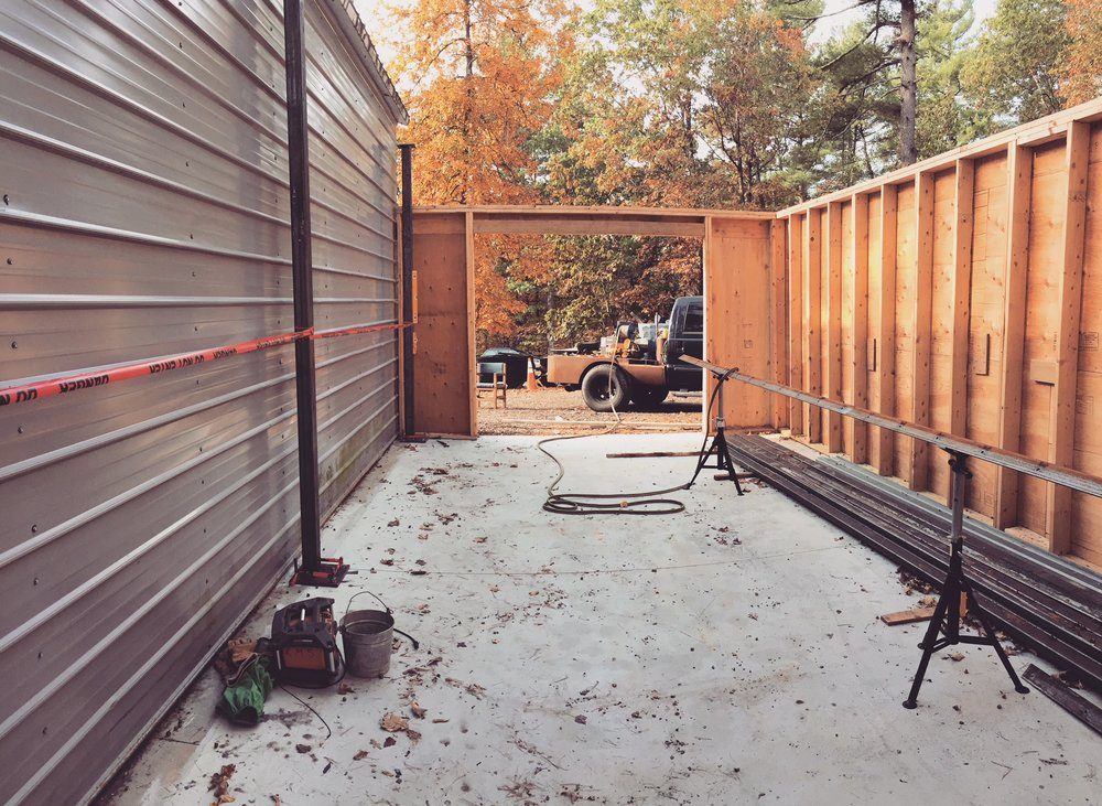 Derry, NH - Residential Structural Steel