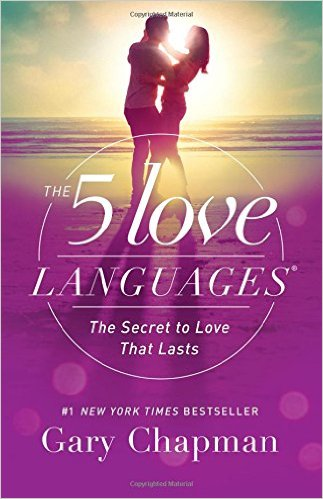 The Expert Love Advice - It's been a while since I read The 5 Love Languages and I could use a refresher.  It's the ultimate guide for staying in love - and I think that's something we ALL want in life!So what kind of lover are you?  Do you thrive off Words of Affirmation?  Are you happier with Quality Time?  Or is Physical Touch the most important thing in a relationship?  What about for your partner?  This book will help you figure it out - and you might be surprised at the answer!