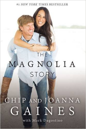 The Feel-Good Inspiration - Like everyone else in America, I love love love the show Fixer Upper.  It makes me want to buy an old house and start renovating right this second ... and Chip and Joanna Gaines are just. so. cute!Now they're sharing the story of their life together - where it all began and their journey to becoming America's dream team.  It'll leave you feeling mega-inspired and upbeat for days!