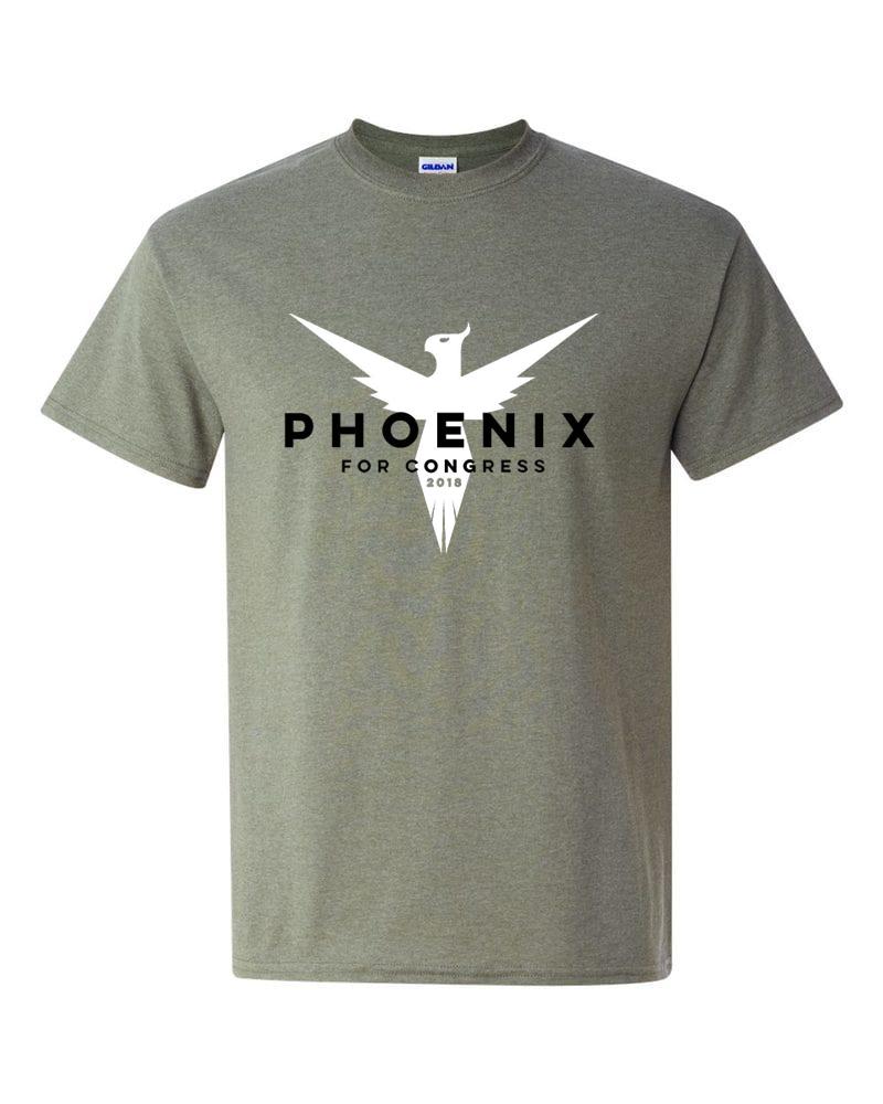 Bat Phoenix Shirt