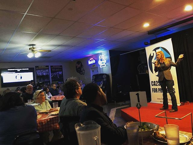 We had an amazing time at the CA25 United for Progress's Rally to Flip the 25th! It was heartening to see a packed house and to get to speak with so many voters about my vision for the district. Let's #flipthe25th! #ca25 #california #congresswoman #jess2018 #jessphoenix #jessphoenix2018 #jessphoenixforcongress