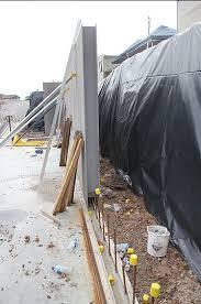 K3T Wall panel installation