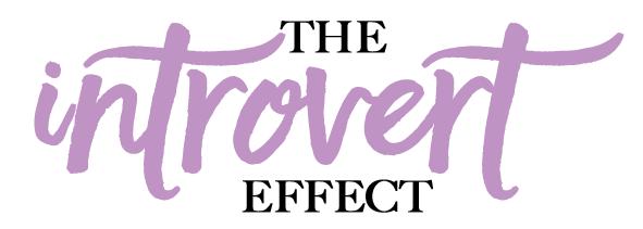 via The Introvert Effect website