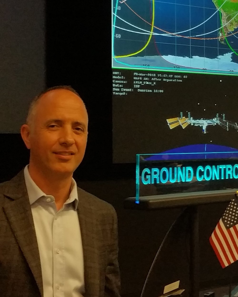 Amir Blachman  Chief Business Officer, Axiom Space Advisory Board Member, Bye Aerospace Former Managing Director, Space Angels